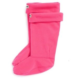 NIB. HUNTER Girls' Boot Socks